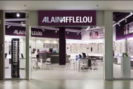 Point de vente Alain Afflelou
